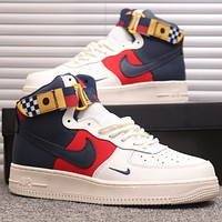 Samplefine2 Nike Air Force 1 AF1 Fashionable Women Men Casual Sneakers Sport Shoes