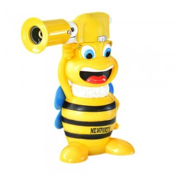 Newport Honey Bee Torch - No Butane - 6""