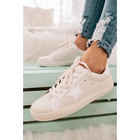 Been Some Time Casual Sneakers (White)