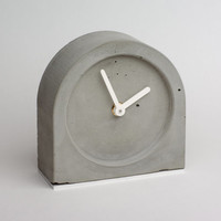 Concrete Clock #1355 (Base)