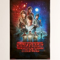 Stranger Things Cinema Poster | Urban Outfitters