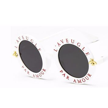 RANA - Round Love Sunglasses