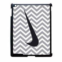 Nike Logo Chevron Graydc iPad 2 Case