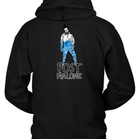 Post Malone Trend Design Hoodie Two Sided