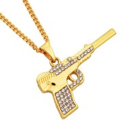 New Arrival Jewelry Gift Stylish Shiny Alloy Necklace [10819553475]