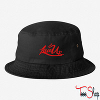 Lace Up bucket hat