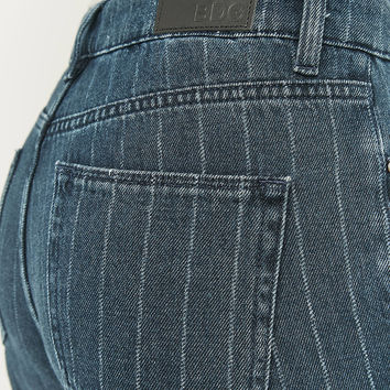 BDG Pin Stripe Mom Jeans | Urban Outfitters