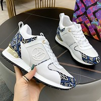 LV Classic running shoes