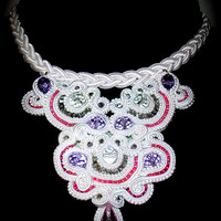 Necklace Snowflake' Christmas Gift Perfect Gift For Her