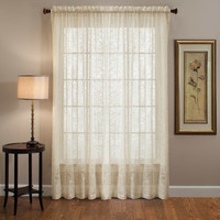 Walmart: Kristen Lace Curtain Panel, Set of 2