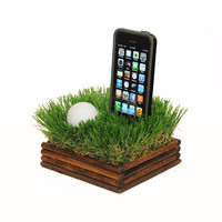 iPhone 5/5S (Apple certified cable) Bermuda Rough Golf Dock - for golfers