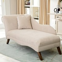 Cosmo Chaise Lounge - Accent Chairs at Hayneedle