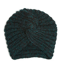 Knot Design Knitted Hat