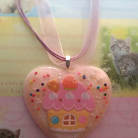 Pastel Fairy Kei Lolita Candy House