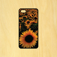 Sunflowers Version 2 Phone Case iPhone 4 / 4s / 5 / 5s / 5c /6 / 6s /6+ Apple Samsung Galaxy S3 / S4 / S5 / S6
