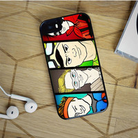 5sos superhero 2 iPhone 5(S) iPhone 5C iPhone 6 Samsung Galaxy S5 Samsung Galaxy S6 Samsung Galaxy S6 Edge Case, iPod 4 5 case