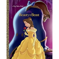 Beauty and the Beast - Big Golden Book | Disney Store