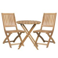 Wood Patio Bistro Set Threshold™