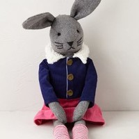 Mountainside Bunny by Anthropologie Blue One Size House & Home