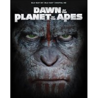 Dawn of the Planet of the Apes (Blu-ray 3D) (3-D) 2014