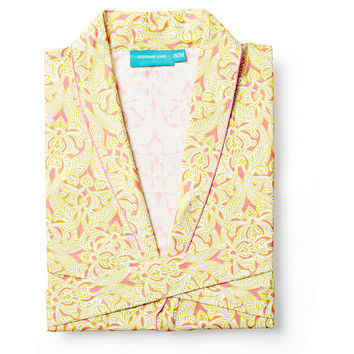 Clare Robe, Yellow/Pink, Belts