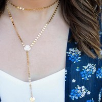 That's Darling Necklace by Courtney Inkpen