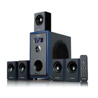 Walmart: Acoustic Audio AA5102 800W 5.1 Home Multimedia Surround Sound Theater Speakers