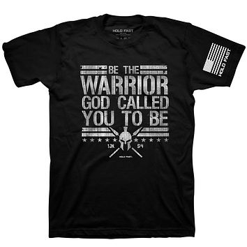 Kerusso Hold Fast Warrior Christian Unisex T-Shirt