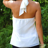 Ark & Company: Meet Me At The Halter Top | Hope's