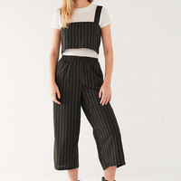 Lucca Couture White Stripe High-Rise Two-Piece Set | Urban Outfitters