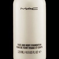 MAC Face and Body Foundation ~ WHITE ~