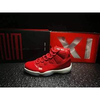 Air Jordan 11 Retro Chicago Basketball Shoe