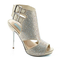 Blue by Betsey Johnson Crepe Booties | Dillards.com