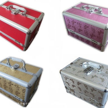 ProfessionalBeauty Jewellery Storage Bag Cosmetic Box Make Up Case = 4849860228