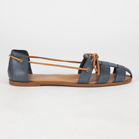 SPERRY Shae Womens Fisherman Skimmers | Casuals & Flats