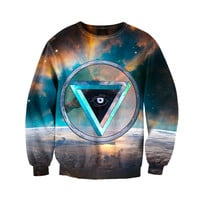 Triangle Eye Sweatshirt