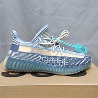 Adidas Yeezy Boost 350 simple and versatile sports running shoes