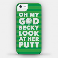 Oh My God Becky Look At Her Putt