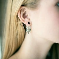 Pamela Love Silver Frida Ear Jacket