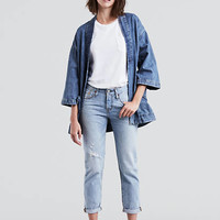 501® Taper Jeans - Light Wash | Levi's® US