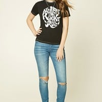 Rock N Roll Graphic Tee