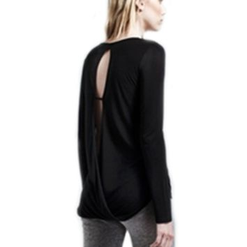 Lanston Surplice Back Top | ShopAmbience