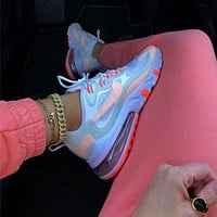 NIKE AIR MAX 270 REACT Sports running shoes