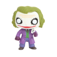 Funko DC Comics Pop! Heroes The Dark Knight Trilogy The Joker Vinyl Figure