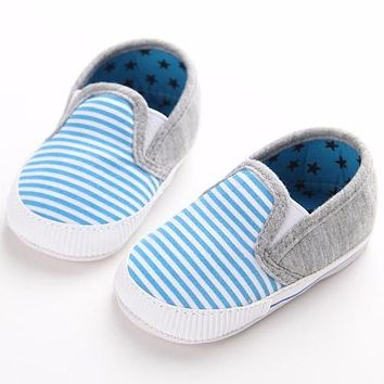 Canvas Shoes Baby New Solid Infant Anti-slip Baby