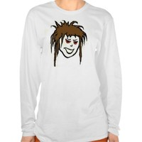 Custom design long sleeves hoody from Zazzle.com