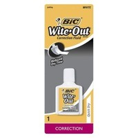 BIC 1Ct Witeout Correct Fld