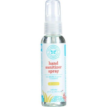 The Honest Company Hand Sanitizer - Spray - Orange - 2 Oz - 1 Each
