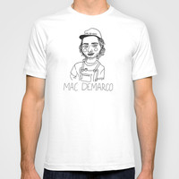 Mac DeMarco T-shirt by ☿ Cactei ☿