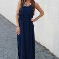 The Stella Maxi, Navy